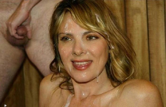 Kim Cattrall nahá. Foto - 32