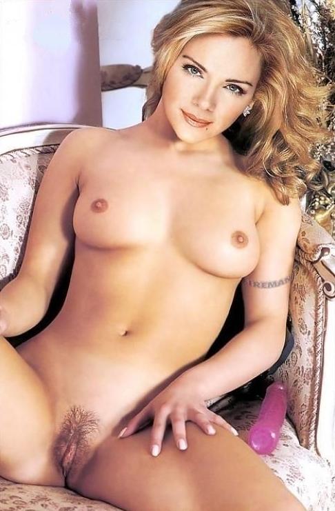 Kim Cattrall nahá. Foto - 6