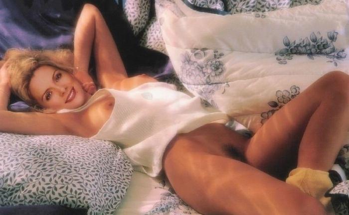 Kim Cattrall nahá. Foto - 8