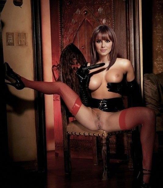 Cheryl Cole nahá. Foto - 29
