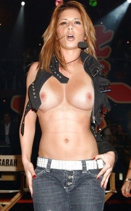 Cheryl Cole nahá. Foto - 65