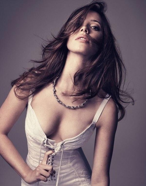 Rebecca Hall  nackt