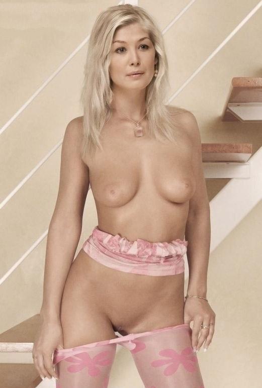 Rosamund Pike Nude Celebs
