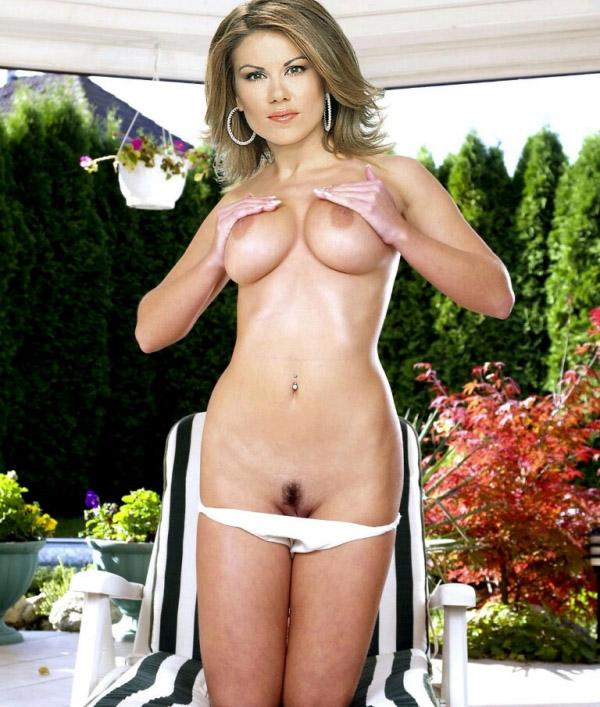 Eugenia Manolidou nahá. Foto - 16
