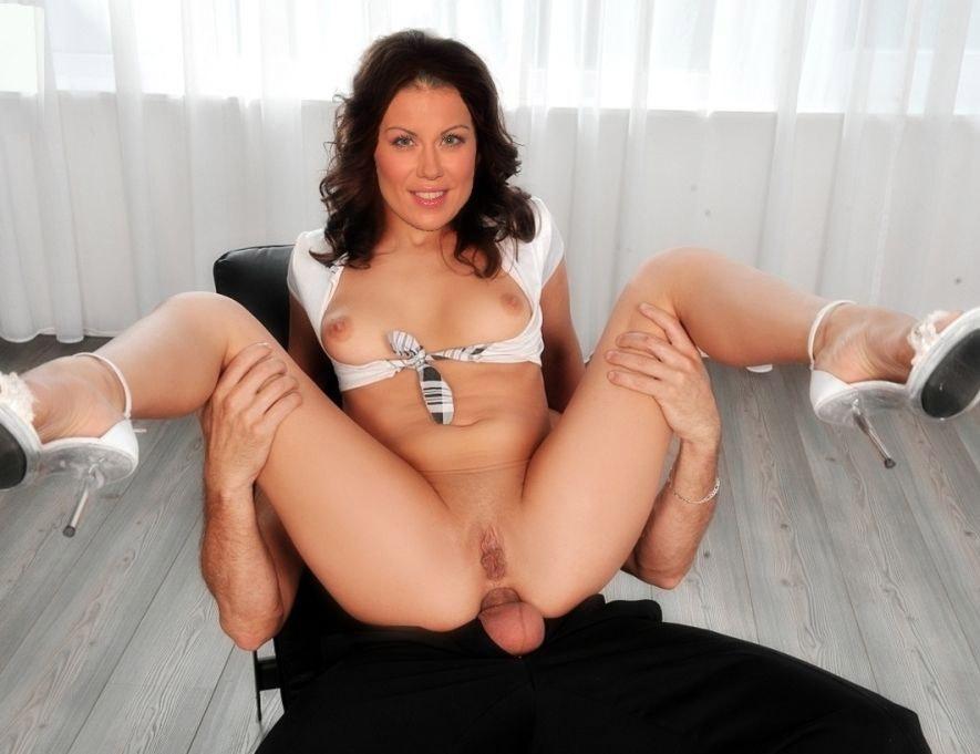 Eugenia Manolidou nahá. Foto - 20