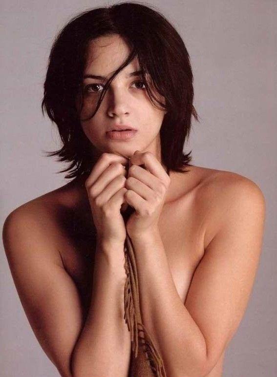 Asia Argento nahá. Foto - 1