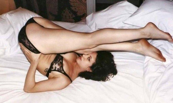 Asia Argento nahá. Foto - 16
