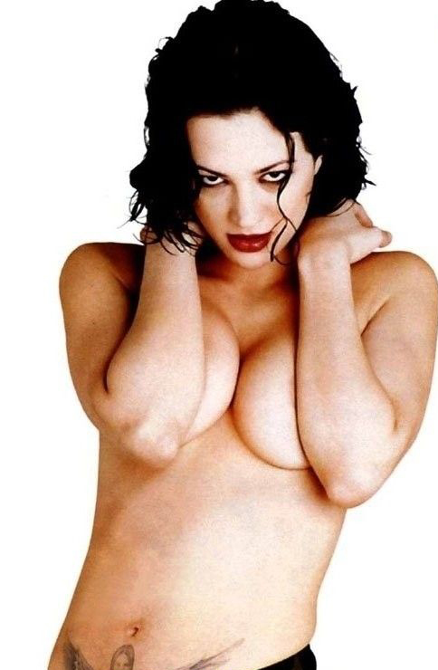Asia Argento nahá. Foto - 8