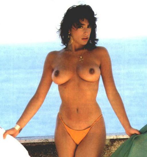 Sabrina Salerno  nackt