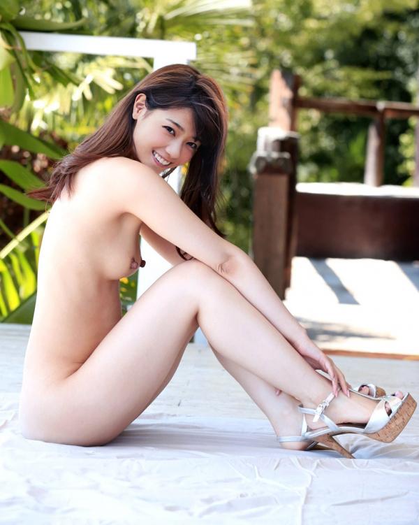 Nanase Nishino nahá. Foto - 8