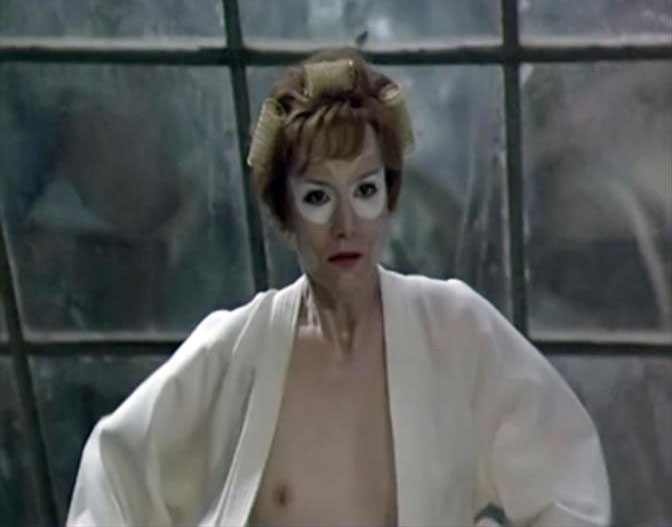 Anna nackt Prucnal Celebrity Porn