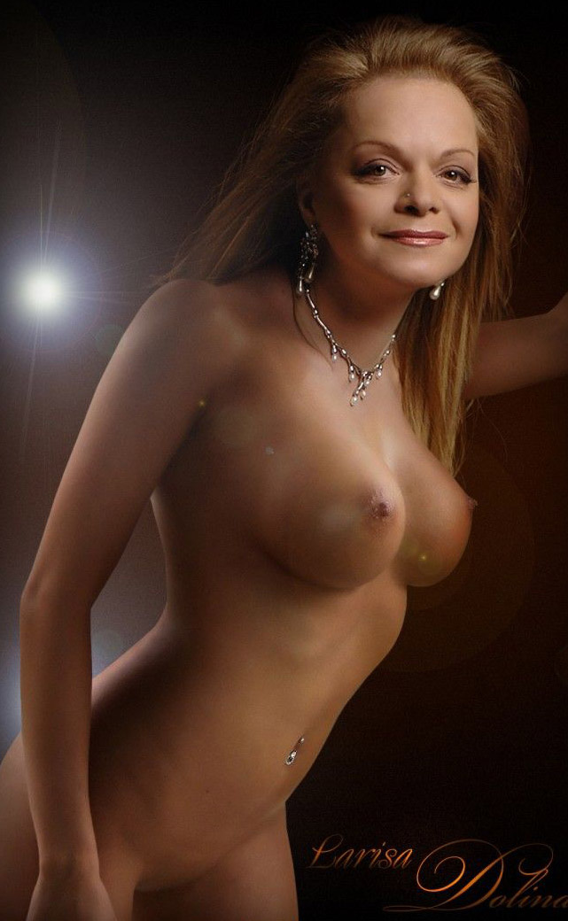 Larisa Dolina nude. Photo - 12