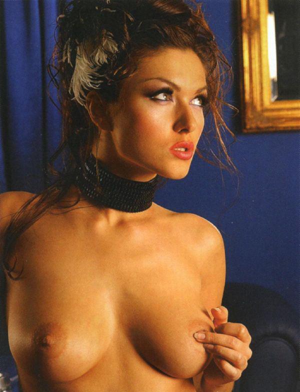 Yuliya Takshina  nackt