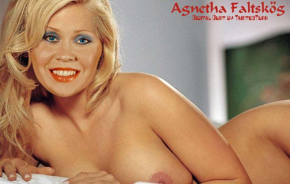 Nude agnetha fältskog Agnetha Faltskog