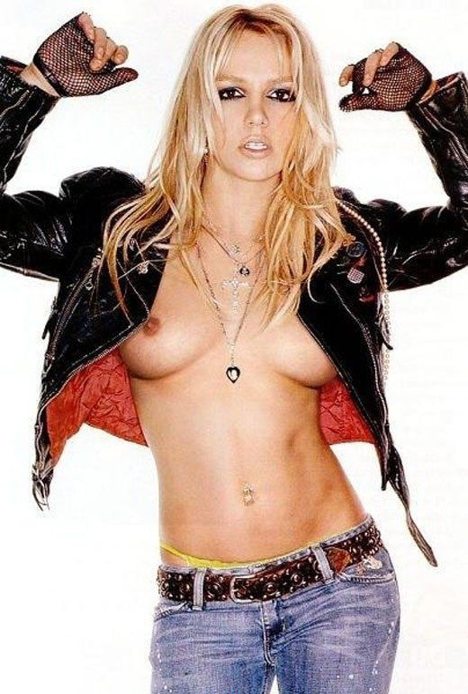 Britney Spears nude. Photo - 13