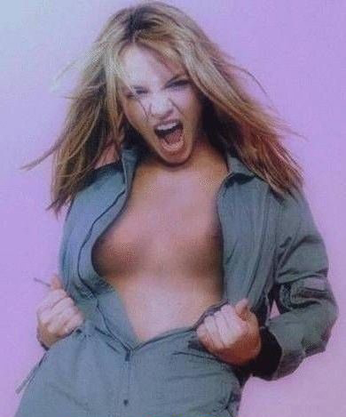 Britney Spears nude. Photo - 139