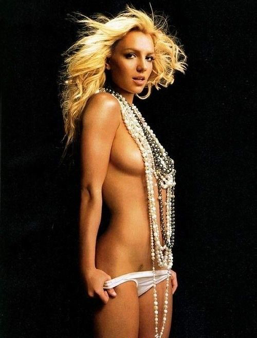 Britney Spears nude. Photo - 16