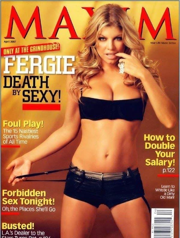 Naked fergie Fergie Pics