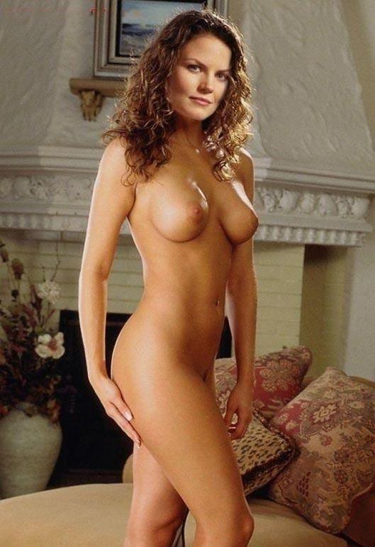 Jennifer Morrison nahá. Foto - 10