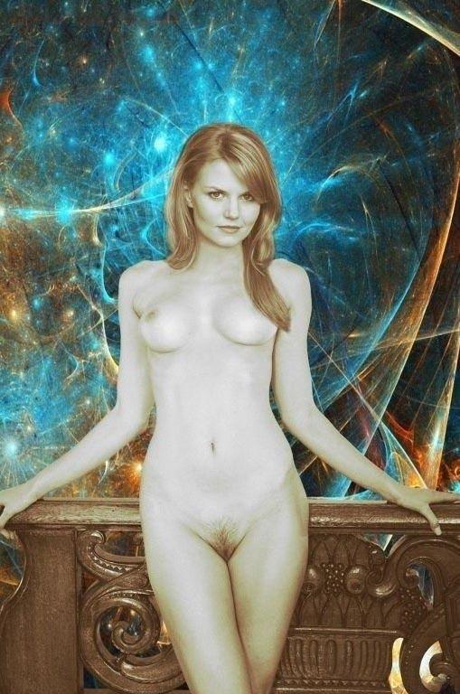 Jennifer Morrison nahá. Foto - 11