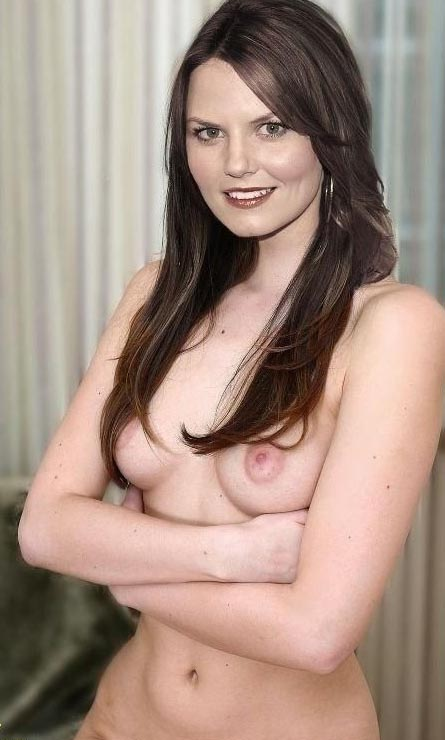 Jennifer Morrison nahá. Foto - 25
