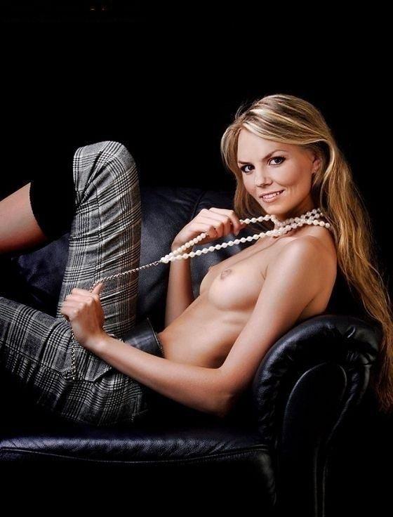 Jennifer Morrison nahá. Foto - 32