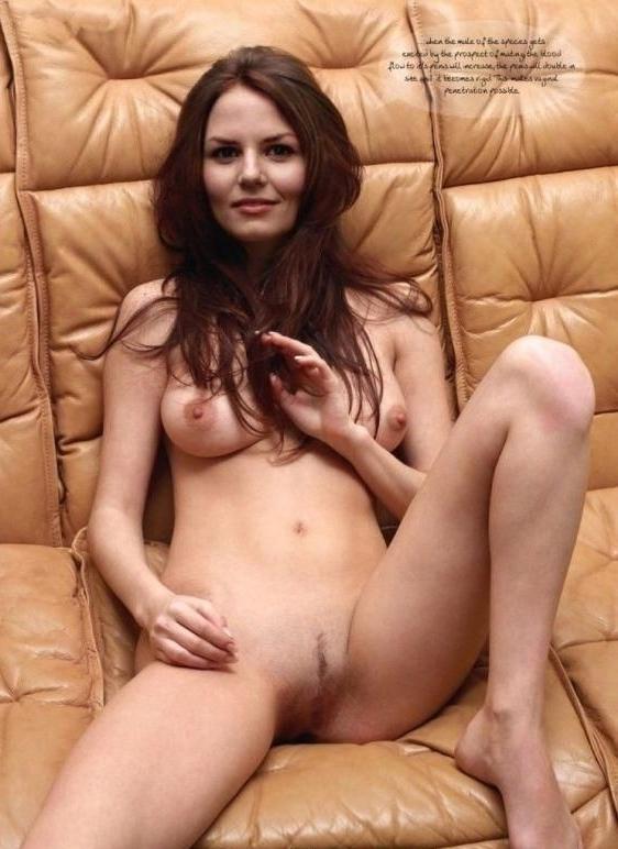 Jennifer Morrison nahá. Foto - 36