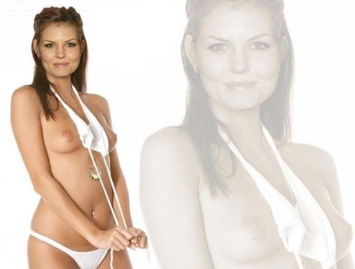 Jennifer Morrison nahá. Foto - 41