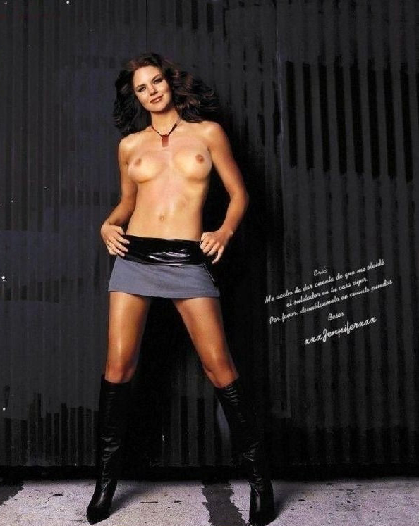 Jennifer Morrison nahá. Foto - 46