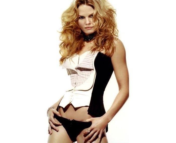 Jennifer Morrison nahá. Foto - 52