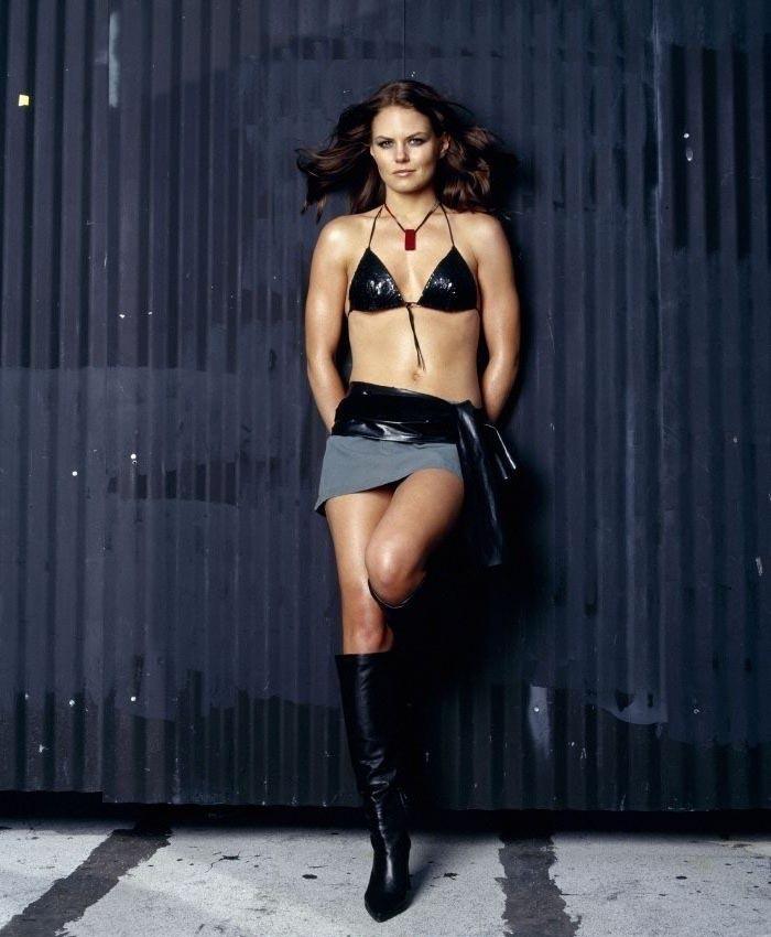 Jennifer Morrison nahá. Foto - 55