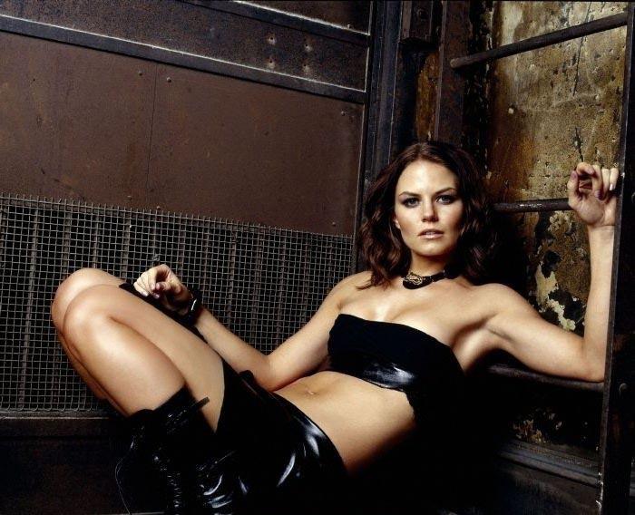 Jennifer Morrison nahá. Foto - 57