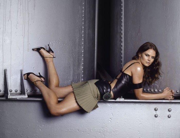 Jennifer Morrison nahá. Foto - 59