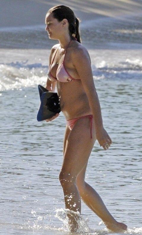 Jennifer Morrison nahá. Foto - 61