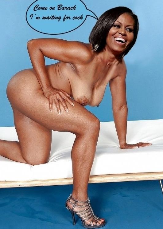 Michelle obama porn