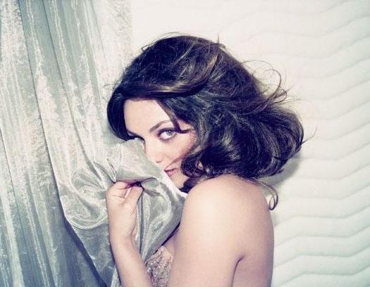 Mila Kunis nahá. Foto - 13