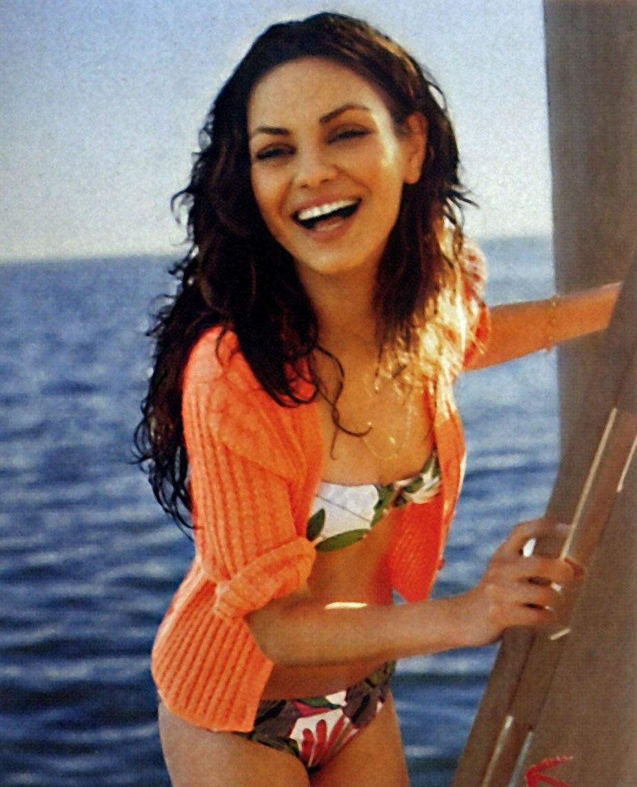 Mila Kunis nahá. Foto - 18