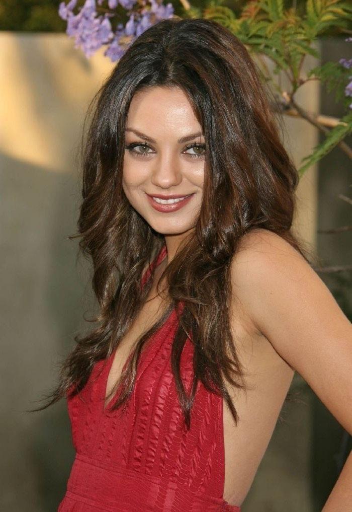 Mila Kunis nahá. Foto - 42