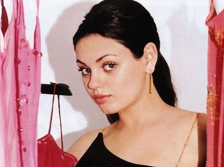 Mila Kunis nahá. Foto - 47