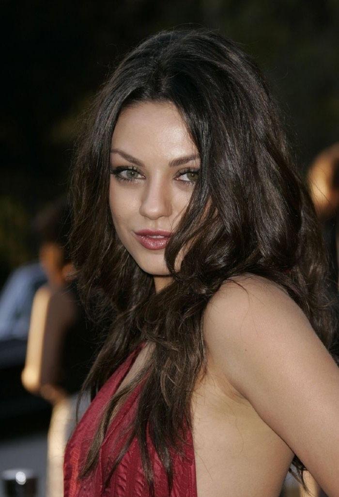 Mila Kunis nahá. Foto - 5