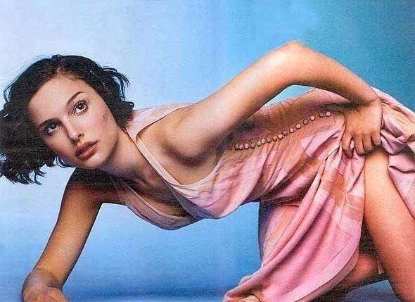 Natalie Portman nahá. Foto - 1