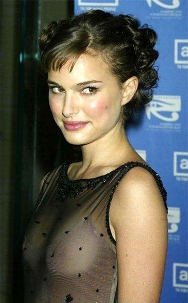 Natalie Portman nahá. Foto - 10