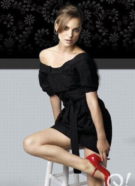 Natalie Portman nahá. Foto - 16