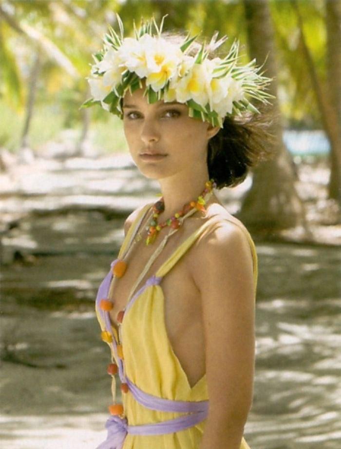 Natalie Portman nahá. Foto - 17