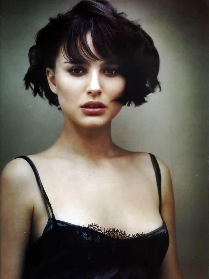 Natalie Portman nahá. Foto - 18