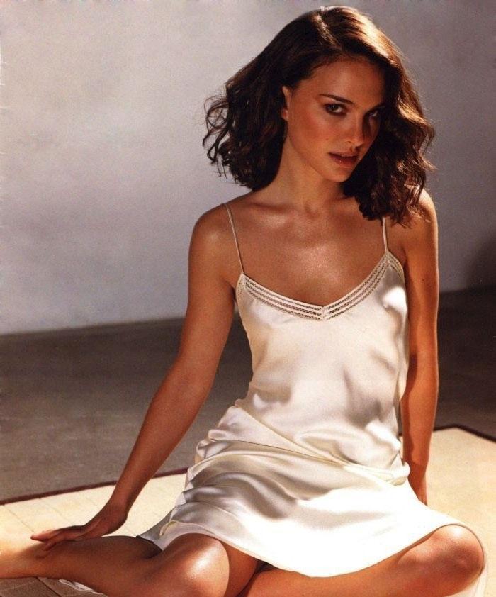 Natalie Portman nahá. Foto - 2