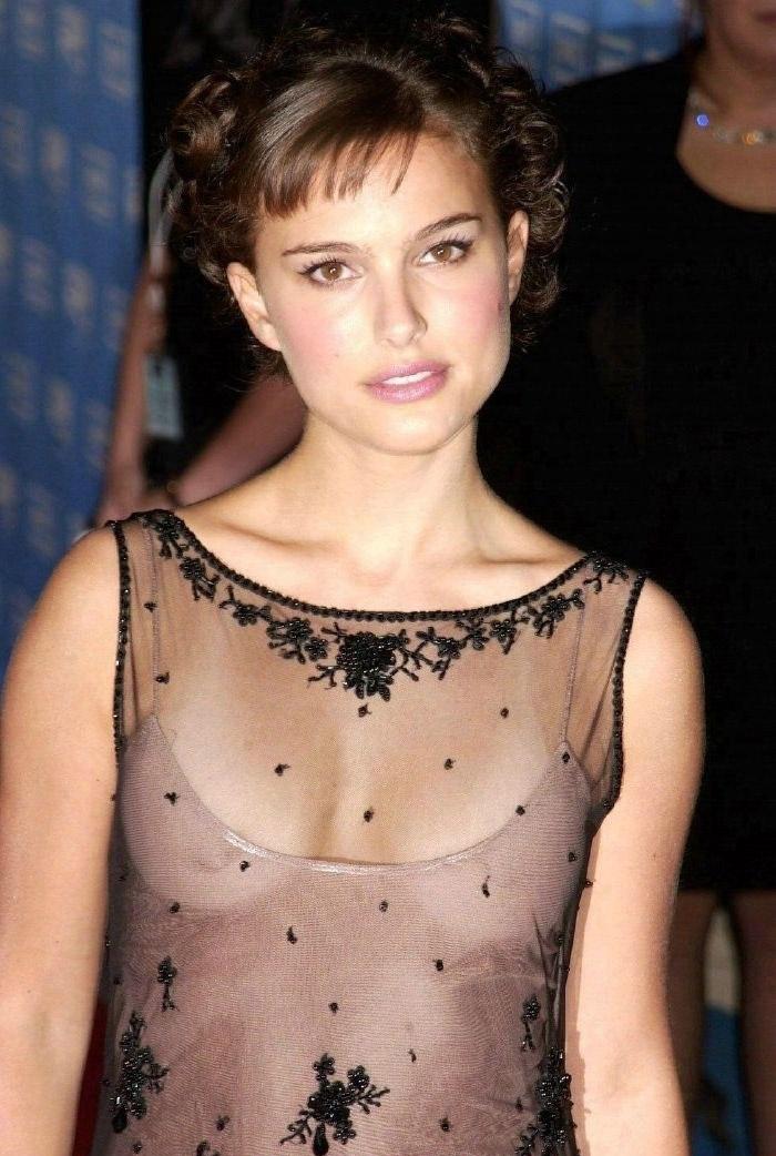 Natalie Portman nahá. Foto - 22