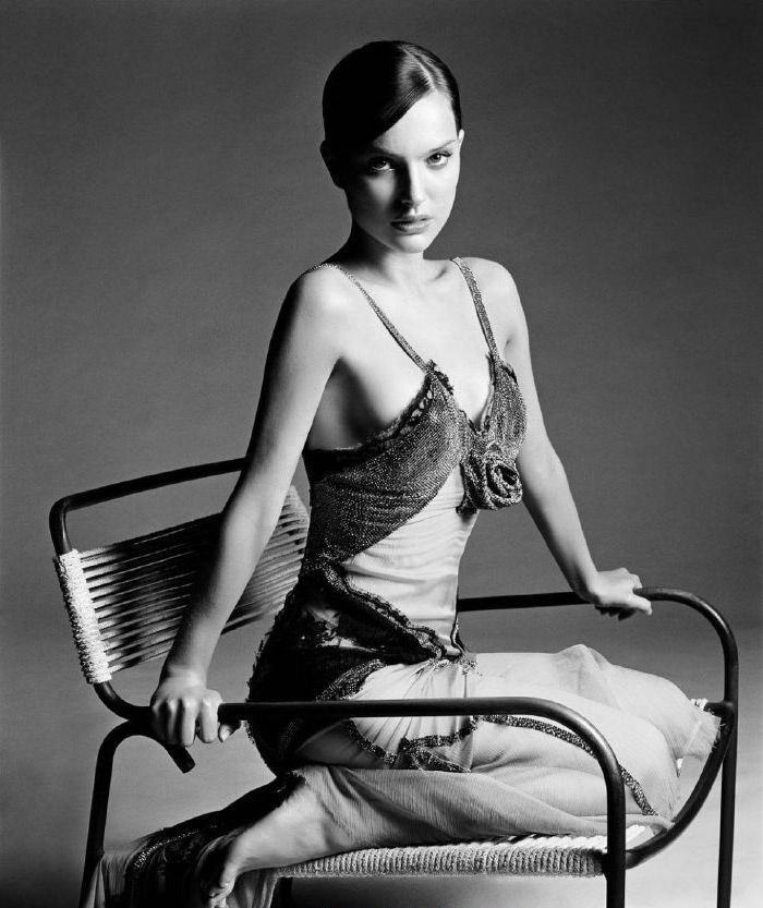 Natalie Portman nahá. Foto - 27