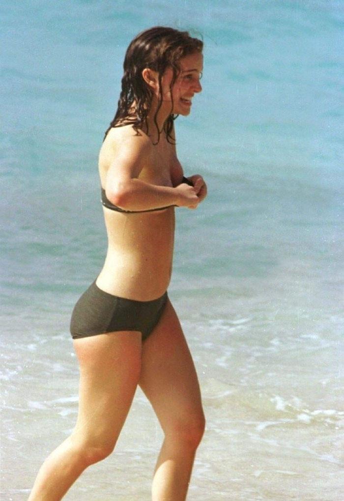 Natalie Portman nahá. Foto - 4