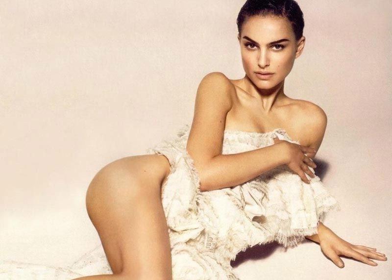 Natalie Portman nahá. Foto - 43